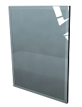 Miroir 18'' x 30'' coins soudés Security Mirror SM-3200